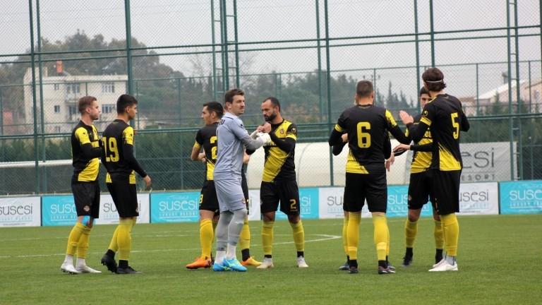 Утре Ботев (Пловдив)ще изиграе контролна среща с тима на Царско