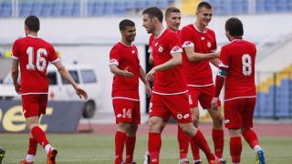 Футболистите на ЦСКА със строга забрана