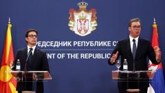 Вучич: Сърбия е единствената страна без претенции към Северна Македония