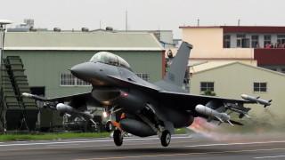 За четвърти път за девет дни китайски самолети тормозят Тайван