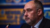 Петър Величков: Единствено Йордан Лечков говореше двусмислено и увърташе при подаването на оставките