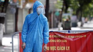 Виетнам разгръща армейски части за блокиране срещу Covid