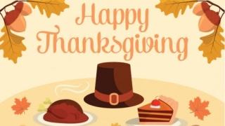 Денят на благодарността - в чест на индианци