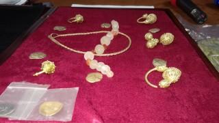 Полицията откри Тракийско съкровище в автомобил
