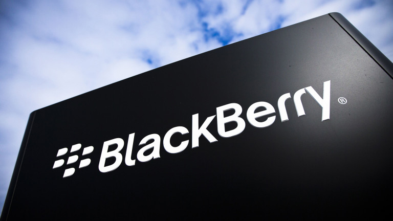 BlackBerry се завръща с рекорден скок на акциите