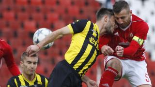 ЦСКА подаде жалба срещу съдийството в мача с Ботев (Пловдив), поиска отмяна на картон