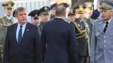 Каракачанов препоръча на колегите си по-често да ходят на военни празници