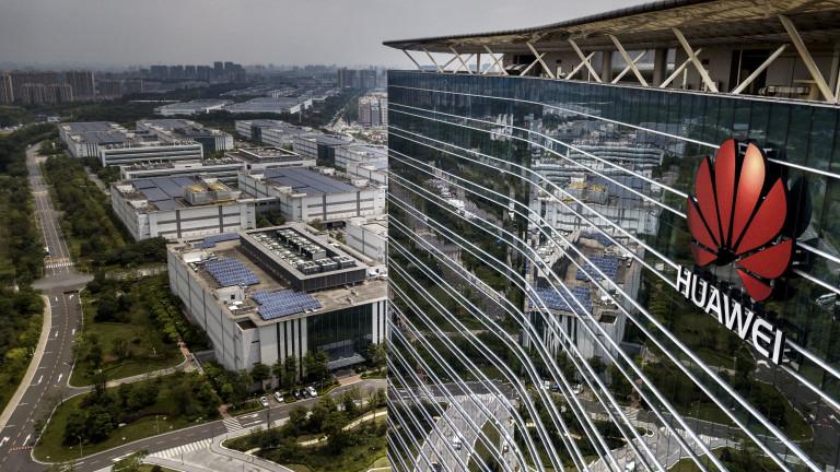 Вторият най-голям телеком в САЩ: Индустрията може да се справя добре и без Huawei