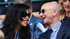 Доказателството, че Джеф Безос и Лорън Санчес са заедно и щастливи