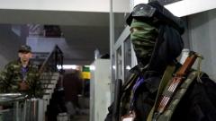 Сепаратистите в Донецк въведоха  комендантски час