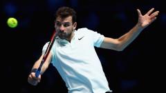 Загубата на Григор Димитров от Доминик Тийм в Мадрид е мач №2 за 2017-а