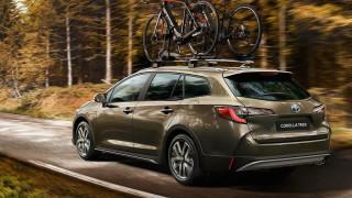 Тoyota пуска на европейски пазар Corolla комби кросоувър