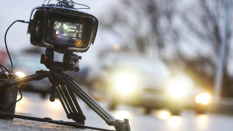 Със 126 км/ч  прелетя шофьор с колата си по пловдивски булевард