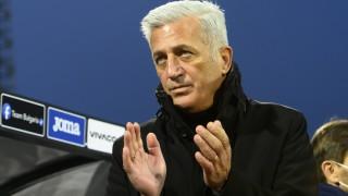 Владимир Петкович: Трябва да сме готови на всичко срещу Уелс
