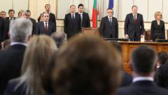Политическият ни елит се събра в НС в почит на Търновската конституция