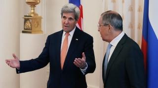 Кери и Лавров обсъдиха ситуацията в Сирия