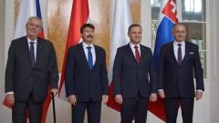 Вишеградската четворка не иска повече мигранти