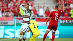 Унгария - Португалия, сериозен пропуск на Роналдо