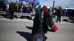 Продължават протестите по граничните пунктове с Турция