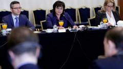 Нинова запозна посланиците на страните членки на ЕС с визията на БСП за Европа