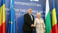 Бойко Борисов и Виорика Данчила обсъждат трети мост над Дунава