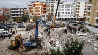 Семейството на Еди Рама сред засегнатите от земетресението в Албания