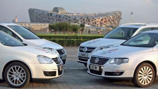 Volkswagen дава 5000 коли за олимпийските игри