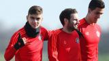 Андреас Перейра преподписа с Манчестър Юнайтед