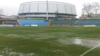 Отложиха мача Дунав - Славия