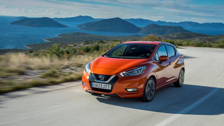 Тест драйв: Nissan Micra (който вече не е женска кола)