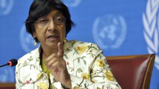 ООН моли Либия за добро отношение към сина на Кадафи