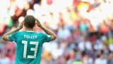Томас Мюлер може да играе на Олимпиадата в Токио
