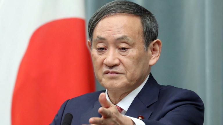Японските военновъздушни сили за самоотбрана изпратиха свои изтребители във връзка