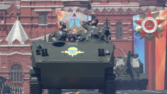 Русия изпрати бронирани машини, военно оборудване в Таджикистан