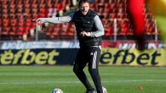 Бруно Акрапович: Трябва до края на мача с Йънг Бойс да търсим победата
