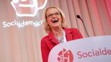 Управляващите социалдемократи в Швеция първи на евровота