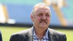 Проф. Кантарджиев отправи призив към футболистите