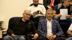 Димитър Пенев: Честито на всички цесекари, чорбари, супаджии... Да строим нови лица на стадиона!