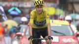Крис Фрум за трети път триумфира в Тур дьо Франс