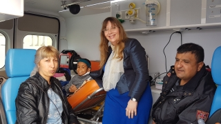 Германски лекари проверяват може ли бабата на Байрям да му стане донор