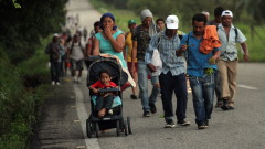 Евростат: 580 000 души поискали убежище в ЕС през 2018 година