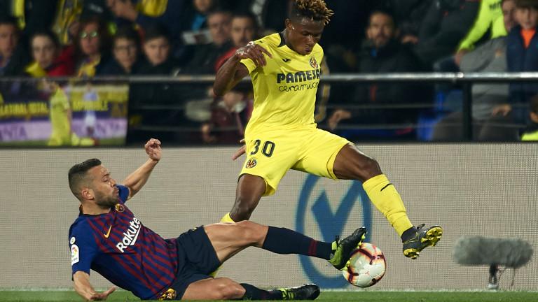 """Шедьовър на """"Мадригал"""": Виляреал и Барса спряха тока с обрати, осем гола и драма до последната секунда!"""
