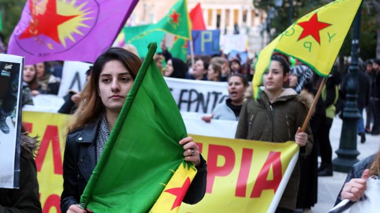 Турция арестува 150 души за постове в социални мрежи и операцията в Сирия