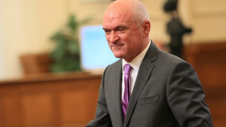 Синът на депутат от ГЕРБ оглавява контрапротест