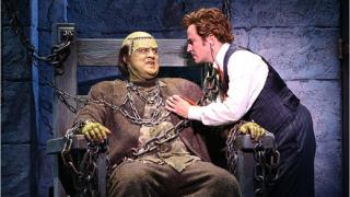 """Мюзикълът """"Младият Франкенщайн"""" се оказа касов провал"""