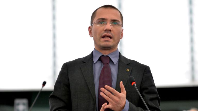 Българският представител в Европейския парламент и заместник-председател на ВМРО -
