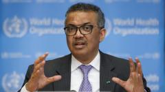 Гебрейесус: СЗО продължава борбата срещу коронавируса