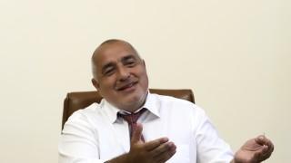 Борисов доволен, че подпомага бизнеса с грантове, а не със заеми