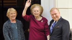 Почина Маргарет Тачър