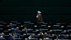 60% от кандидатите за парламентарните избори в Иран отхвърлени
